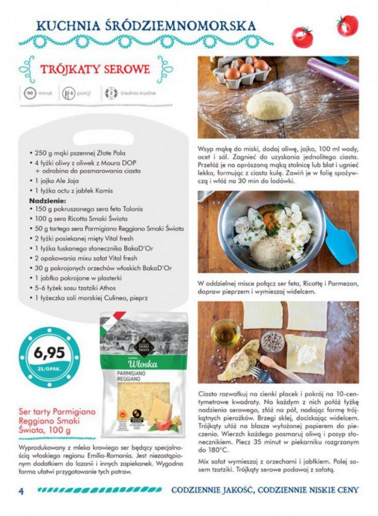 Biedronka Gazetka Codziennie Odkrywaj Nowe Smaki Kuchnia