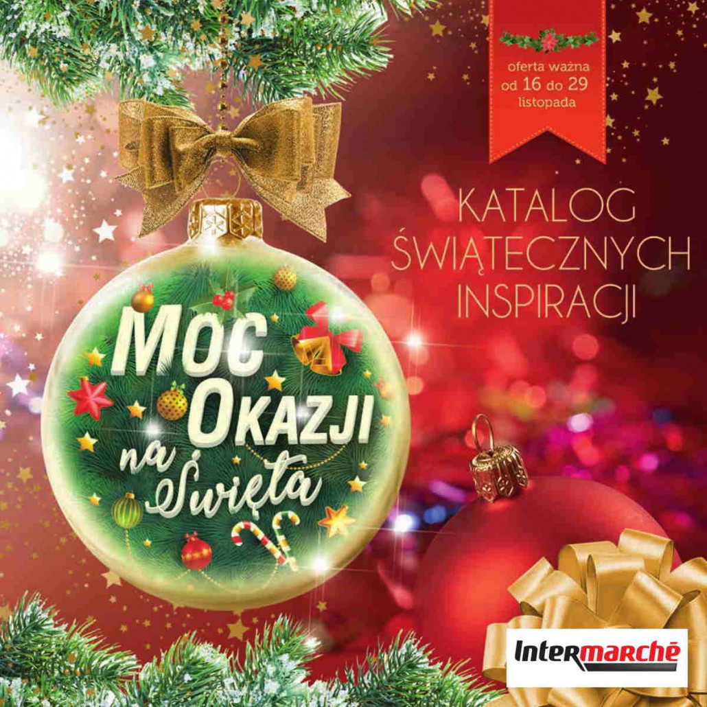 Intermarche gazetka od 16.11.2017 do 29.11.2017
