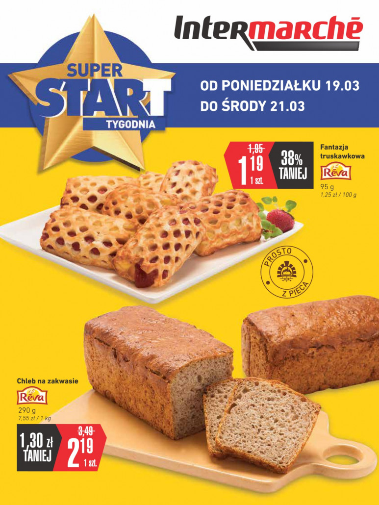 Intermarche gazetka od 19.03.2018 do 21.03.2018