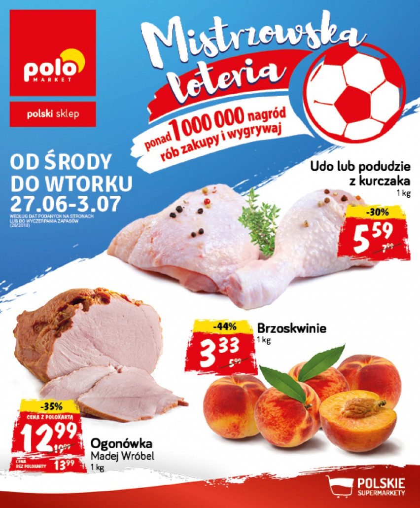 Polomarket gazetka od 27.06.2018 do 03.07.2018
