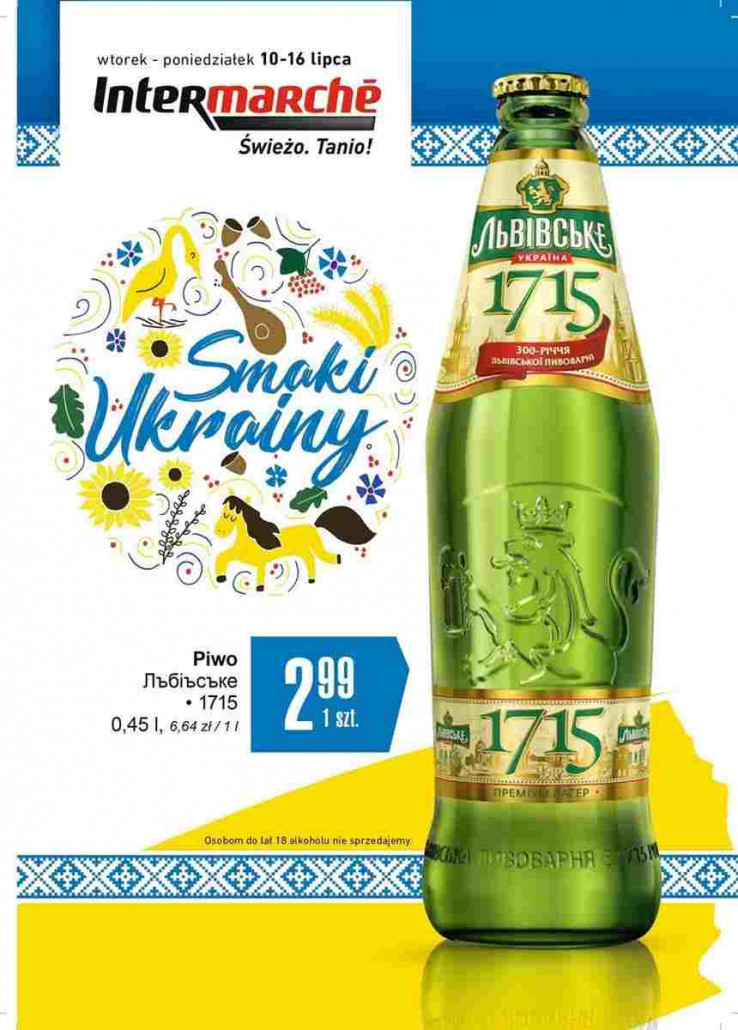 Intermarche gazetka od 10.07.2018 do 16.07.2018